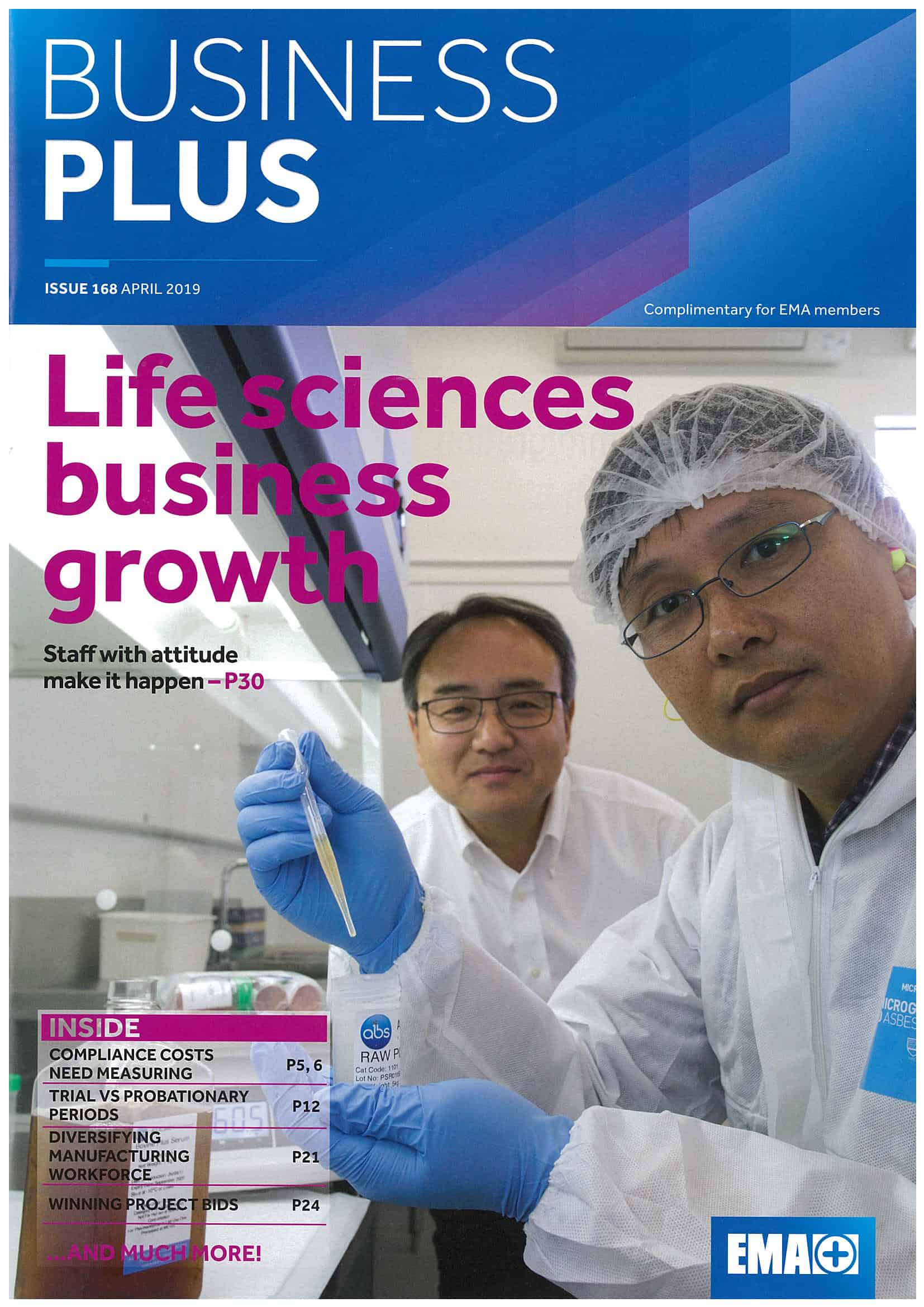 Business Plus April 2019