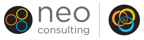 Neo logo and Brand Values