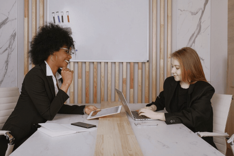 M+M coaching looks at fundamentals with female business owners